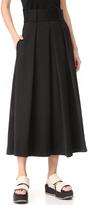 Tibi Agathe High Waisted Skirt