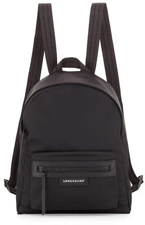 Longchamp Le Pliage Néo Small Backpack, Black