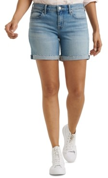 Lucky Brand The Roll Up Denim Shorts