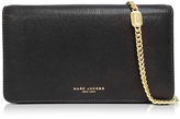 Marc Jacobs Perry Leather Wallet On Chain