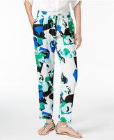 Calvin Klein Printed Soft Pants