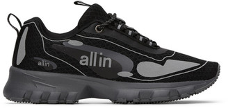 all in Black and Grey Astro Sneakers