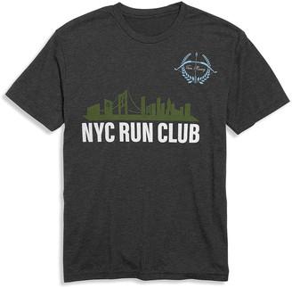 Fourlaps NYC Run Club Signature Tee