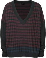 Raf Simons oversized knitted jumper