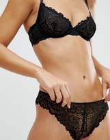 Asos Rita Basic Lace Mix & Match Hipster Bikini Bottom