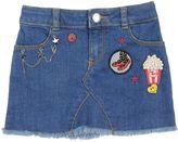 Little Marc Jacobs Denim skirts