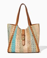 Charming charlie Wild Whipstitch Tote