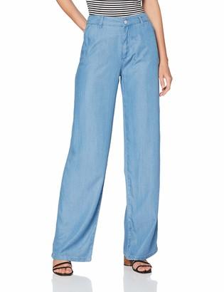 Silvian Heach Women's Jeans Macaques Bootcut