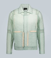 Craig Green Quilted Skin technical jacket
