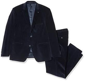 Roy Robson Men's Regular Suit, (Grau G020)