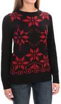 Woolrich Snowdrop Sweater (For Women)