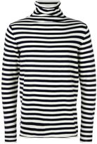 Societe Anonyme striped turtleneck jumper