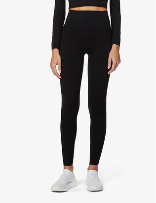 Vaara Jules high-rise stretch-jersey leggings
