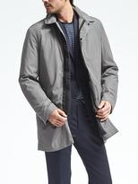 Banana Republic Nylon Mac Jacket