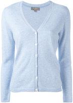 N.Peal cashmere classic cardigan - women - Cashmere - L