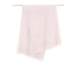 Tofino Towel Co. Tofino Gleam Scarf Beige Gold