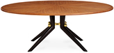 Jonathan Adler Trocadero Wood Dining Table