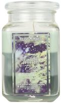 Holiday Memories Winter Pine 17-oz. Tri-Pour Candle Jar