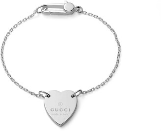 Gucci Bracelet with trademark heart