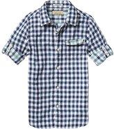 SCOTCH & SODA KIDS - Youth Boy's Bonded Shirt - Combo S