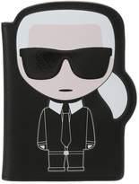 Karl Lagerfeld IKONIK Wallet black