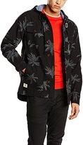 Vans Men's Lismore Long Sleeve Jacket, (Los Psychos)