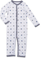Polo Ralph Lauren Printed Bear Coverall (0-24 Months)