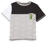 Andy & Evan Toddler Boy's Cassette Pocket T-Shirt