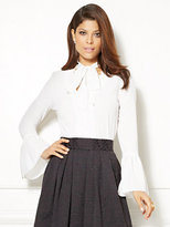 New York & Co. Eva Mendes Collection - Evie Bell-Sleeve Top