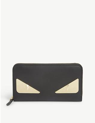 Fendi Bag Bug leather wallet