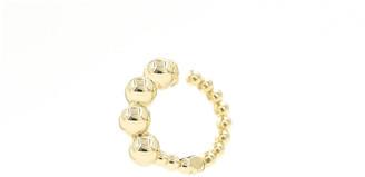 BONDEYE JEWELRY 14k Yellow Gold Emani Ear Cuff, Single