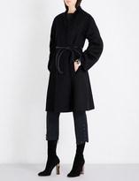 Sportmax Pablo cashmere tie-waist coat