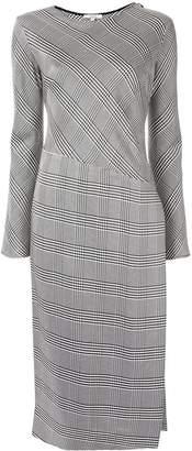 LAYEUR side slit blouse