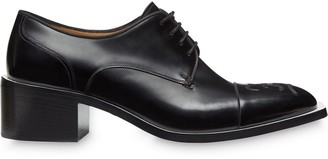 Fendi lace-up Oxford shoes