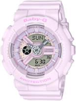 Baby-G BA110-4A2 Light Pink Watch