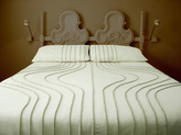 Onion bedspread & shams
