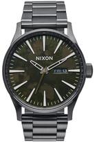 Nixon Men&s Sentry Stainless Steel Watch