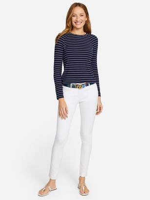 J.Mclaughlin Jana Top in Stripe