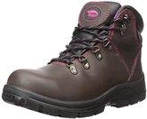 Avenger Safety Footwear Women's Avenger 7125 Waterproof Safety Toe EH SR Hiker Industrial & Construction