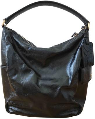 Saint Laurent Black Patent leather Handbags