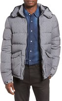 Scotch & Soda Men's Water-Repellent Quilted Down Jacket