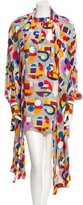 Chanel Silk Shift Dress w/ Tags