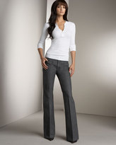 7 for all mankind High-Waist Trousers