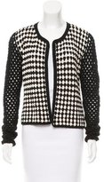 Missoni Wool Crochet Cardigan