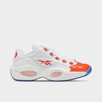 Reebok Men's Question Low Patent Basketball Shoes