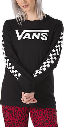 Vans Big Fun Long Sleeve Boyfriend Tee DIY
