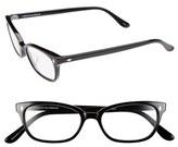 Corinne McCormack Women's 'Cyd' 50Mm Reading Glasses - Black