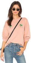 Private Party Palm Tree Crewneck Sweatshirt
