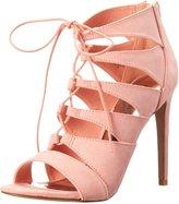 Madden-Girl Raceyyy Women US 10 Pink Sandals
