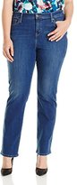 Levi's Women's Plus-Size 580 Straight Leg Jean
